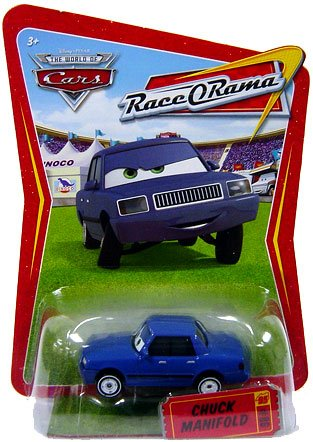 Disney Pixar Cars Race 'O Rama - Chuck Manifold