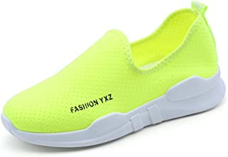 zaragfushfd Women Breathable Mesh Tennis Athletic Fashion Walking Sports Running Shoes