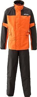 GOLDWIN(ゴールドウイン) レインスーツ バイク用ゴアテックスレインスーツ セパレート オレンジ Oサイズ(LLサイズ相当) GSM12511