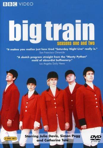 Big Train: Season One & Two (2 Dvd) [Edizione: Stati Uniti]