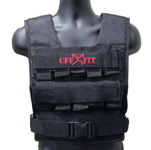 CFF Adjustable Weighted Vest 20 kg/44 lbs