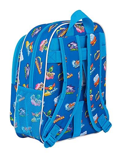 Polyester safta Superzings Daypack