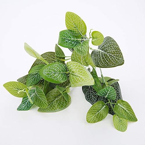 Roovtap Kunstrasen Grünpflanzen Künstliche Bougainvillea Wandbehang Pflanzen Startseite Wedding Shop Dekoration Dried Flower (Color : 7)