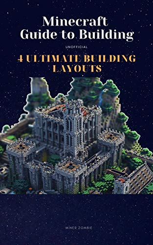 Minecraft Guide to Building (unofficial) : 4 Ultimate Building Layouts (Scots Gaelic Edition)