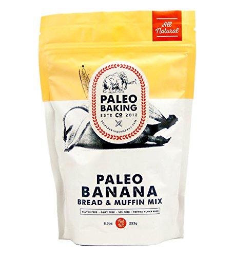 PALEO BAKING CO Paleo Banana Bread Muffin Mix, 8.9 OZ