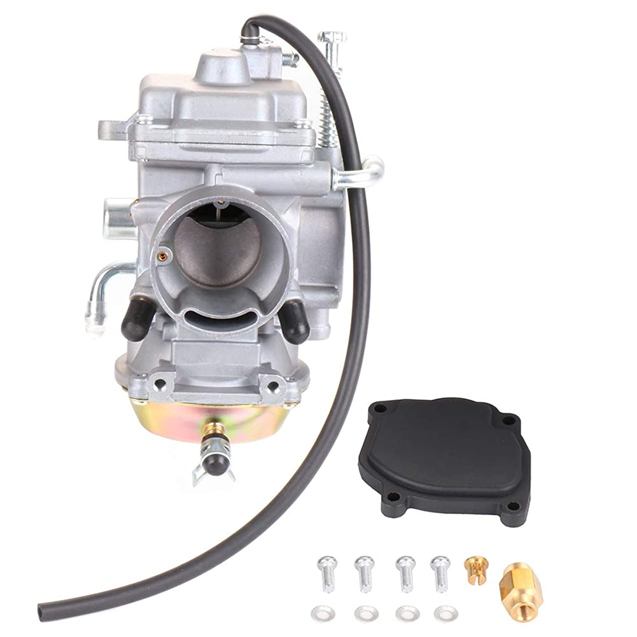 ECCPP New Replacement Carburetor Fit for Polaris Sportsman 500 1996-2008/Polaris Magnum 325 2000-2002/Polaris Magnum 425 1995-1998/Polaris Ranger 500 2001-2009