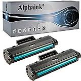 Alphaink 2 Toner Compatibili con HP W1106A SENZA CHIP per Stampanti HP Laser MFP 135a, 135w, 137fnw, 107a, 107w, 106a Versione da 1.000 copie