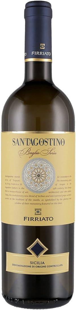 Firriato Santagostino Baglio Soria Bianco 2020