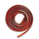 Silicon Tadpole Seal, P-Gasket 12 feet - for BBQ Smoker Door Gasket 7/16 x 15/16 Wide x 12' ft
