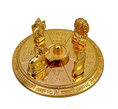 Shiv Parivar mit Shivling Shri Kartik Shri Ganesh MATA Parvati und Shri Nandi