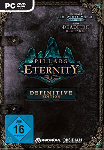 Pillars of Eternity Definitive Edition. Für Windows 8/10