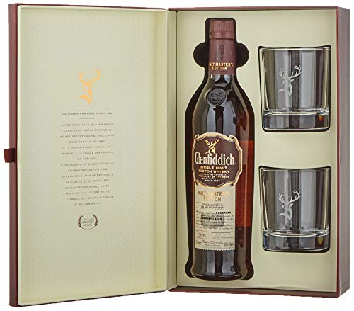 Glenfiddich Malt Master's Edition Whisky (1 x 0.7 l)