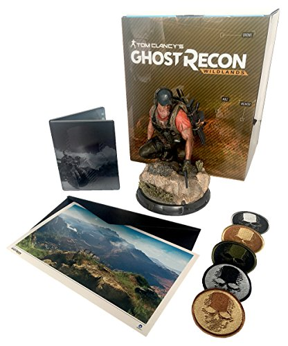 Triforce Ghost Recon Wildlands Collector's Edition PVC Statue 37 cm