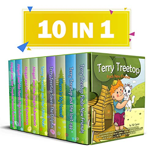 The Terry Treetop & Abigail Children Picture Book Collection (English Edition)