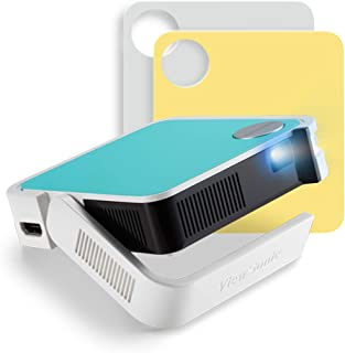 ViewSonic Mini M1 - Proyector LED con Bocinas JBL, HDMI, USB