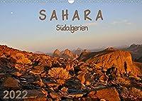 Sahara - Suedalgerien (Wandkalender 2022 DIN A3 quer): Mensch, Natur und Kultur: Begegnungen in der Sahara (Monatskalender, 14 Seiten )