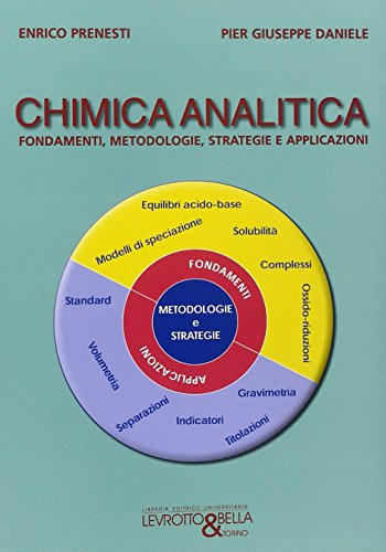 Chimica analitica. Fondamenti, metodologie, strategie e applicazioni