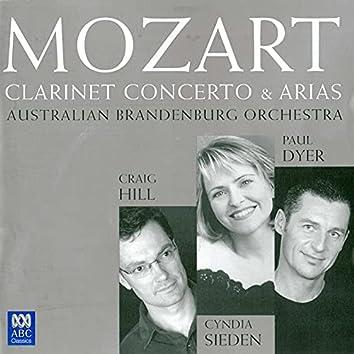 Mozart: Clarinet Concerto & Arias