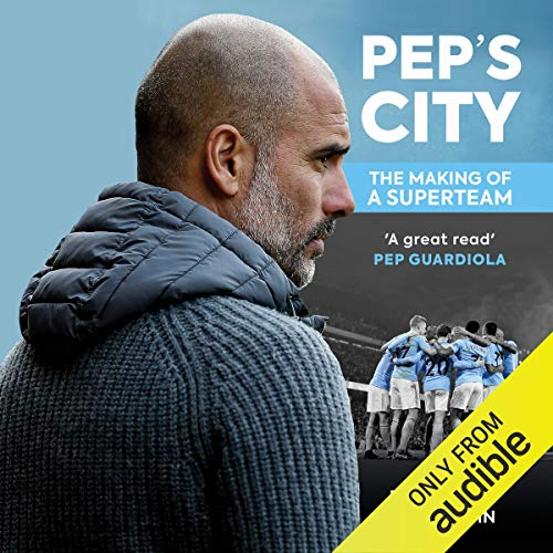 Pep's City cover art