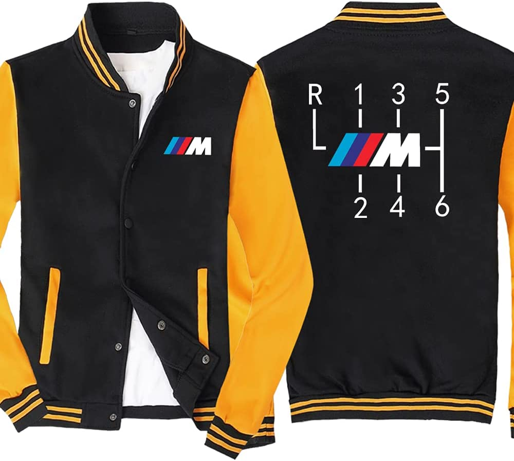 BOUTIQUE Dedication GIFT Men's Ranking TOP4 Baseball Jacket IIM BMW Motorsport for Print