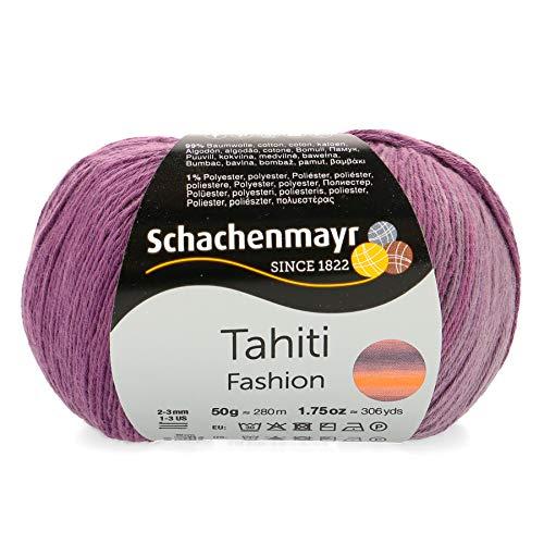 Schachenmayr since 1822 Handstrickgarne Schachenmayr Tahiti, 50g Aubergine