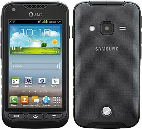 GSM Unlocked Samsung i847 Rugby Smart 4G 5MP Android 2.3.5 Military...