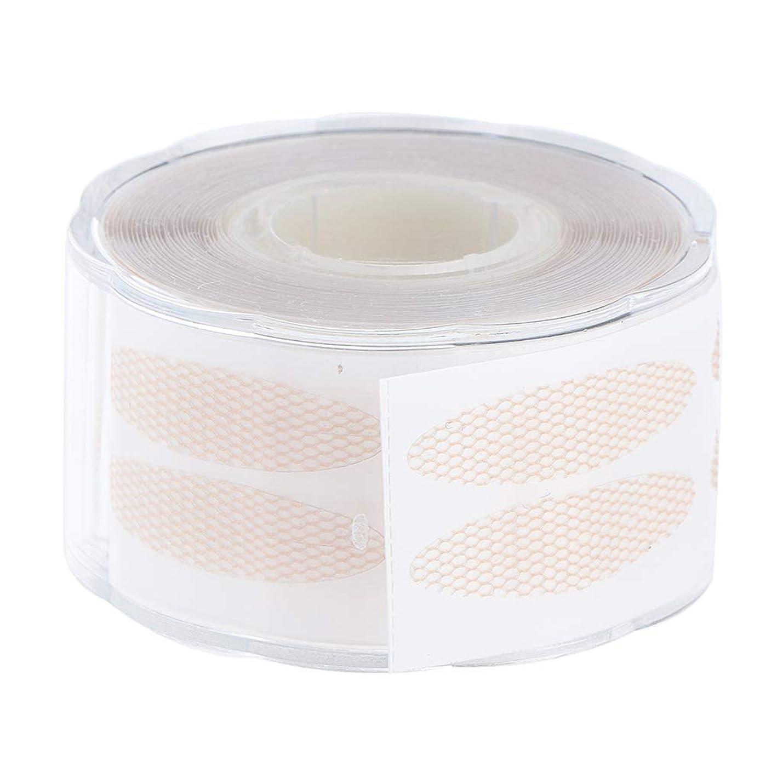 審判体系的にボスSharplace 二重まぶたテープ 約220ペア 見えない メイクアップ お化粧 3サイズ選べ - 2.5×1.2 cm