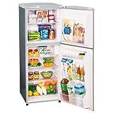 AQUA 137L 2ドアノンフロン冷蔵庫(右開