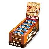 Davina Kohlenhydrat Riegel Oat Snack Riegel, 15 Riegel á 65 g, Kirsch-Kokos, 607063