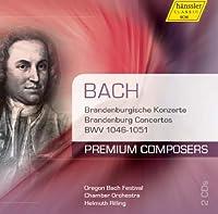 Brandenberg Concertos by J.S. BACH (2012-10-30)