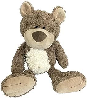 Checkered Fun Teddy Bear - Stuffed Animal - Plush Toy - Classic Cute Soft Brown Stuffed Teddy Bear - The Cutest, Softest, Cuddliest Bear