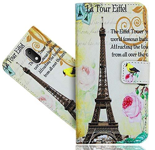 Wiko Sunny 3 Mini Handy Tasche, FoneExpert® Wallet Hülle Flip Cover Hüllen Etui Hülle Ledertasche Lederhülle Schutzhülle Für Wiko Sunny 3 Mini