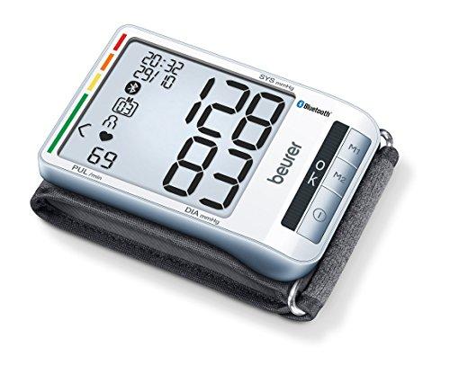 Beurer BC 85 Pols-bloeddrukmeter met Bluetooth en positioneringsweergave