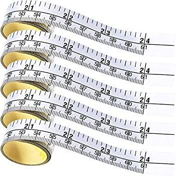 Best stick on measuring tape Reviews