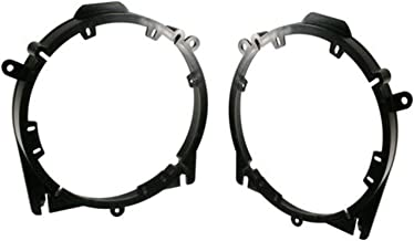 """SCOSCHE SAHR6 Speaker Adapter Pair Compatible with 2006 to 2016 Honda Ridgeline, 2005 to 2012 Acura RL and 2007 to 2008 Honda Fit 6.5"""" or 6.75"""""""