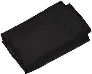Funda para Barbacoa de 190 x 71 x 117 cm Rectangular PrimeMatik Cubierta Protectora Impermeable para BBQ