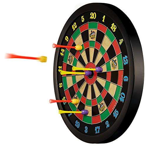 Kid-Safe Indoor Magnetic Dart Board
