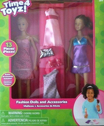 Esperando por ti Time 4 Toyz Dolls With Accessories by by by Creative Designs  Venta barata