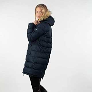 معطف طويل مبطن للسيدات من هورز لينور،