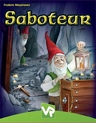 VR Distribution Saboteur - The Card Game