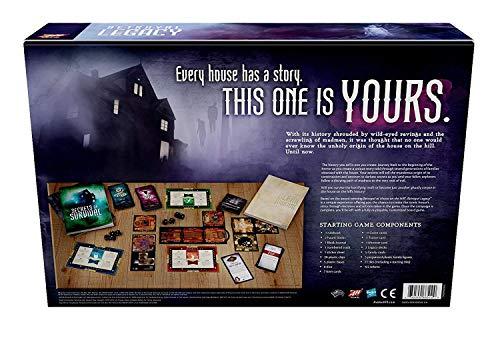 Avalon Hill C4595 Betrayal Legacy - Juego de mesa [Importado de Alemania] , color/modelo surtido