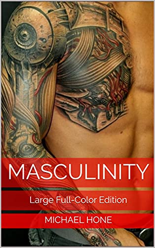 Masculinity: Large Full-Color Edition (English Edition)