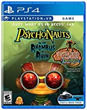 Psychonauts in the Rhombus of Ruin for PlayStation 4