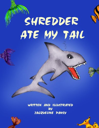 Shredder Ate My Tail (English Edition)