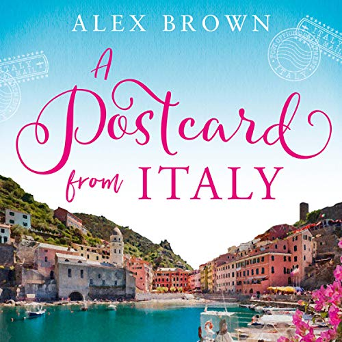 A Postcard from Italy audiobook cover art
