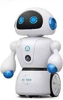 Hi-Tech Wireless Interactive Robot Toy Robot for Boys, Girls, Kids, Children (Blue)