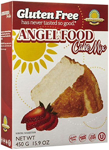 Kinnikinnick Angel Food Cake Mix, Gluten Free, 16 oz