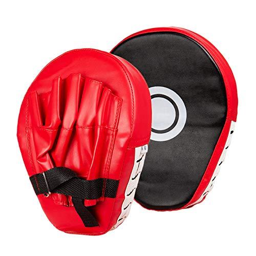 WUYANJUN Guantes de Boxeo, Taekwondo Mat Punch Target Bag, Usado para Boxeo Bending Focus Punch Sanda Training Target Mat/par