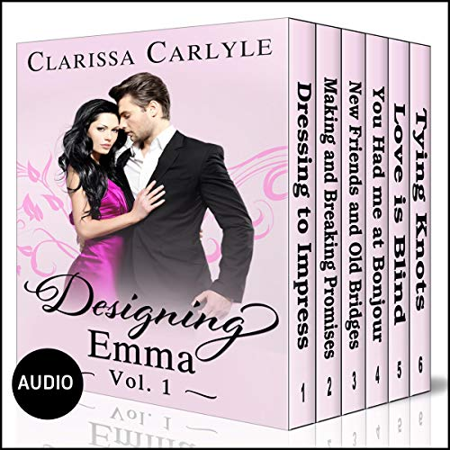 Designing Emma: The Complete Series Box Set cover art