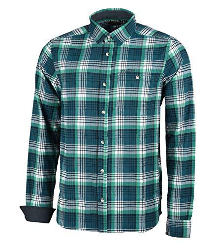 High Colorado Turmeric 2019 T-shirt à manches longues pour homme - Bleu - Medium